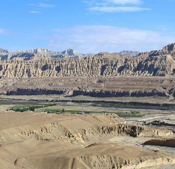 纳兰小鱼:西藏神秘国离奇消失之谜