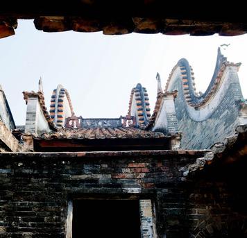 猪唛-色影迷途 :云浮的古建筑群