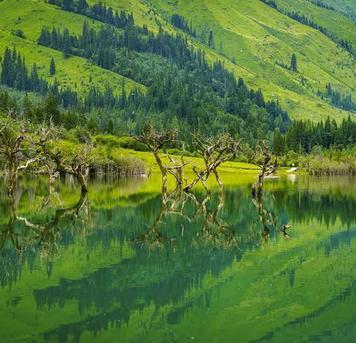 鹿鹿的旅行攻略:四川的小众风景