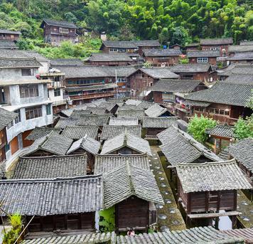 重庆渝帆 :贵州大山里的水上粮仓