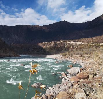 任紫玉ziyu:冬游雅鲁藏布大峡谷