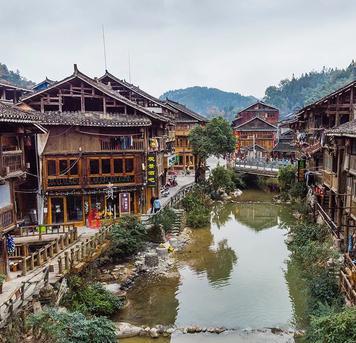 琰棱:踏访贵州看侗乡第一寨