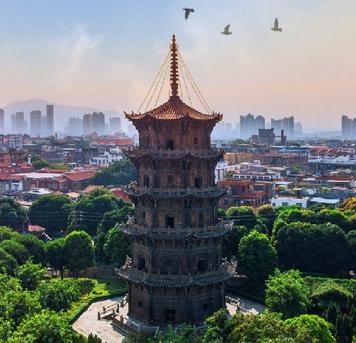 上海冷空气: 世遗泉州攻略