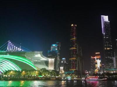 广州经济发展蓝皮书:2018年GDP预计增长7%左右