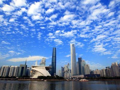 """打赢""""蓝天保卫战"""" 2020年广东基本消除重污染天气"""