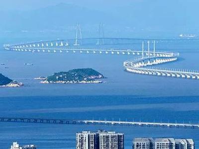 港珠澳大桥24日即将正式通车