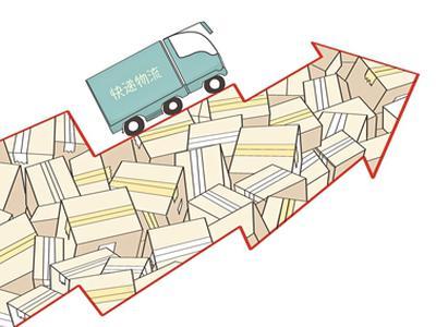 双11广东省处理邮件破1亿件再创新高