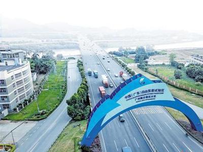 南沙打造大湾区区域交通枢纽 加强与港澳多方面对接