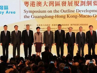 广东将举全省之力推进大湾区建设