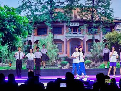 美育工作新举措 广州打造大湾区校服文化