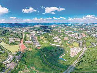天河智慧城重点打造五大产业集群