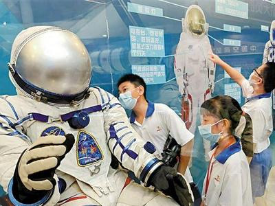 国庆来广东科学中心体验飞天惊喜之旅