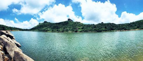 南国第一天池