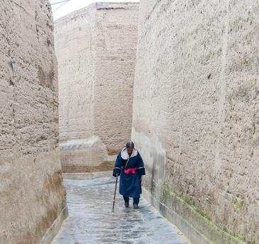 @重庆渝帆:中国历史最悠久的古堡