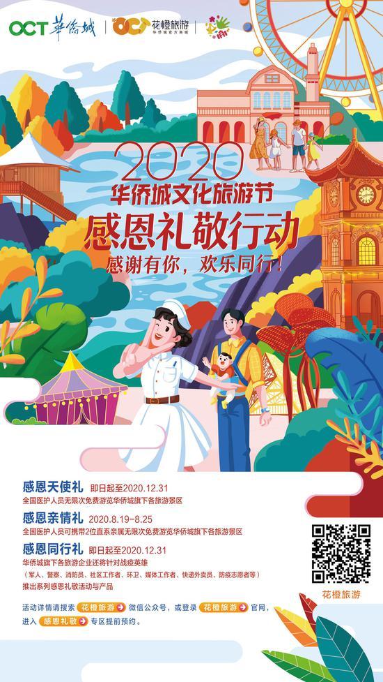 2020华侨城文化旅游节——感恩礼敬专项行动