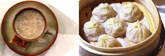 星洲老爷美食:招牌野菌浓汤、鸭肝小笼包