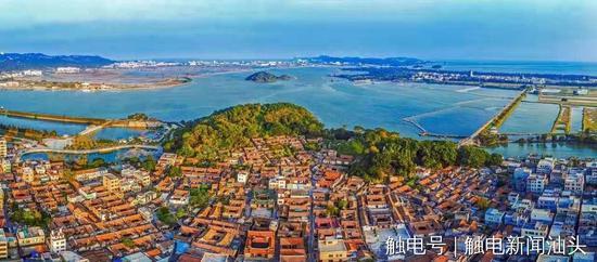 汕头市濠江区一景。张周荣/摄