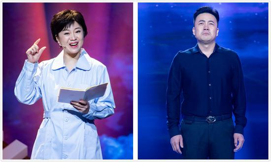 情景诗朗诵《天使日记》 表演:崔冰、孙亚军