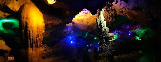 广州周边游好去处 探金寻龙金龙洞
