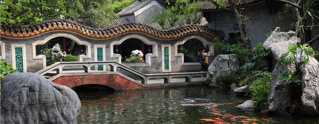雅致园林堪称广东四大名园之首