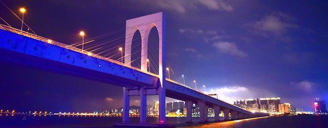 略港珠澳大桥风采