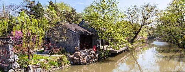 欣赏扬州古典园林