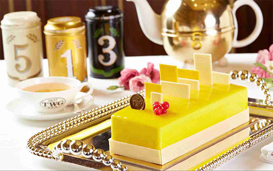 TWG Tea 母亲节外带蛋糕