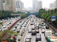 广州大道快捷化改造一期明年4月动工 投资15.1亿