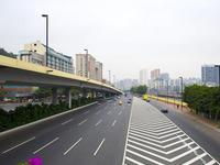 广园快速全线免费通行 2期及延长线12月起停止收费