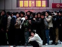 明年春运外来工团体票今起开订 广州设2个业务办理点