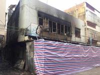 汕尾火灾后续:8名死者系一家人