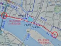 临江大道东延线二期将年底开工 2019年底可直通鱼珠
