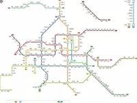 全新广州地铁线路图来了!4条新线月底将通车(详细)
