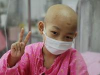 五百幼儿家庭义卖筹款近6万元帮助白血病患儿