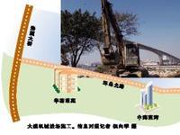 """""""断头路""""改造工程项目动工 洛浦街环岛北路打通在即"""