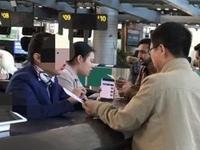 白云机场回应咨询台推销办卡