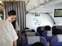 今日起飞机上可以玩手机 部分航班已提供Wi-Fi服务