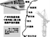 十四号线二期获批动工 从化坐地铁可直达广州火车站