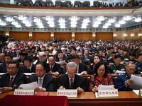"""王沪宁对香港提五个重点 台媒听出了""""弦外之音"""""""