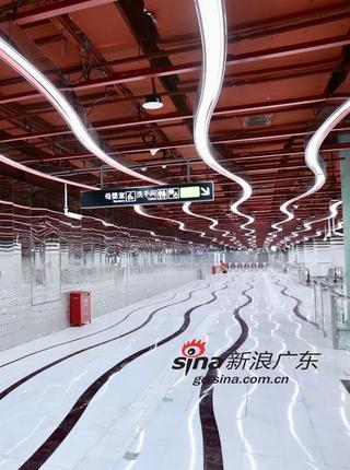 亲身体验广州史上最长地铁
