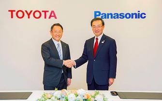 丰田及松下达成电池合作计划