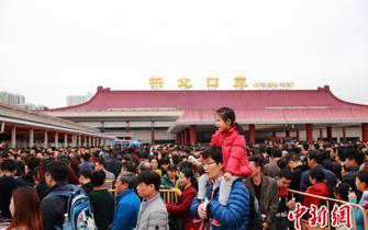 春节约260万人次在珠海口岸出入境