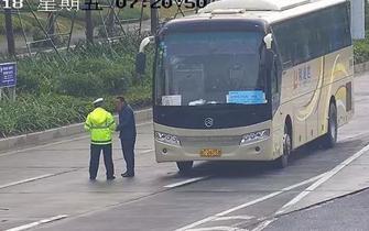 粤C车半月内因非法营运连续被罚