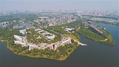 松山湖拟高标准打造东莞中子科学城。