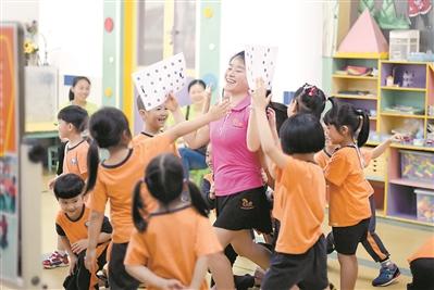 """公办小学的增加为""""幼升小""""提供更多学位。"""