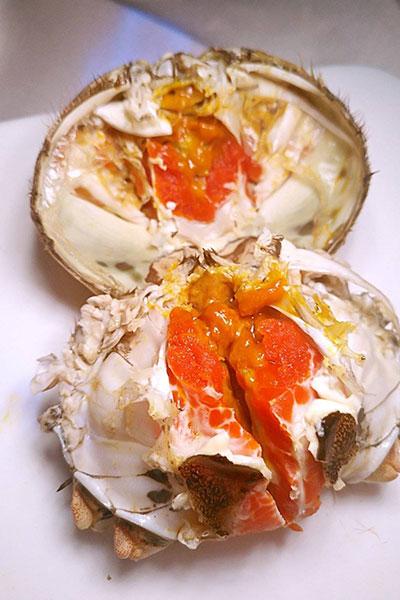 美味的大闸蟹