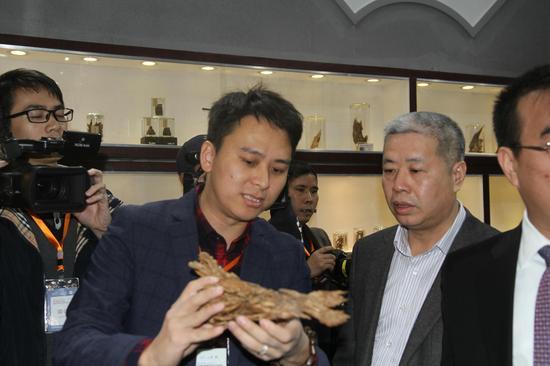 国际沉香文化艺术博览会盛大开幕
