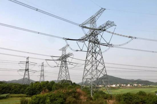 (向家坝~上海±800kV特高压直流输电线路(吉阳跨越-墩上段)工程)