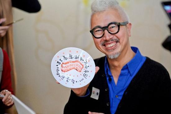 跨界创作人欧阳应霁先生分享美食体验