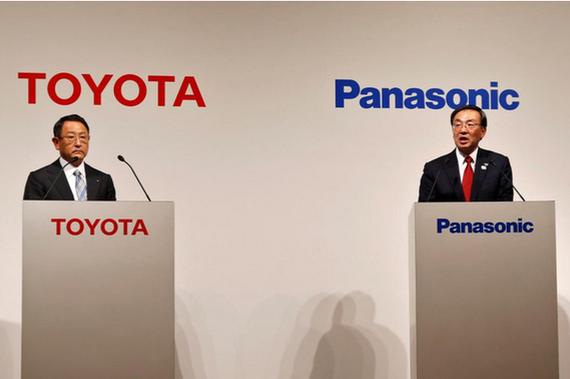 丰田计划与松下联合开发电动车电池